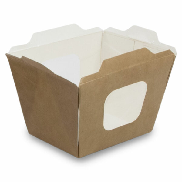 Boîte Salade Fuzione Carton 8.4x8.9cm / 6.3x7.2cm