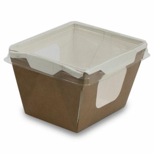 Boîte à Salade Fuzione Couvercle 8.4x8.9cm / 6.3x7.2cm