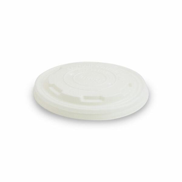Couvercle CPLA pour Pot Carton PLA Ø 9.5cm