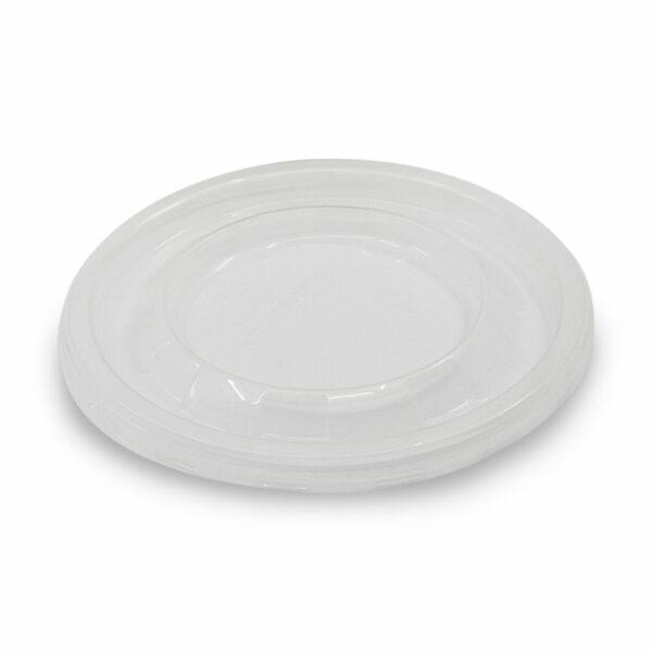 Couvercle Cristal PP pour Saladier Bagasse Ø 13cm