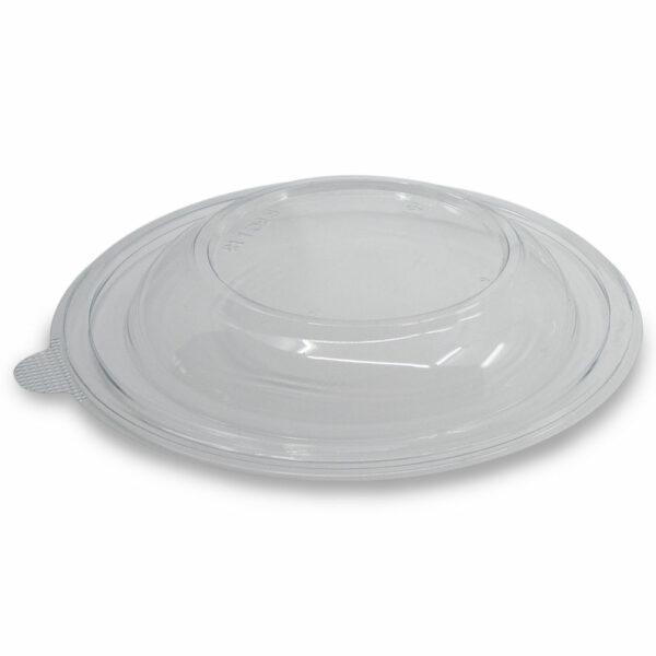 Couvercle pour Saladier Rond Cristal PET Ø 18.7cm h.7.5cm