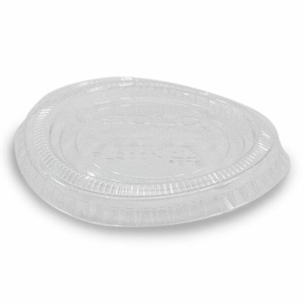 Couvercle pour Pot à Sauce 6cl rPET Ø 6.5cm