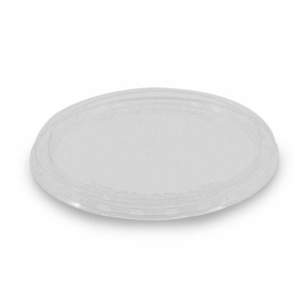 Couvercle Rentrant pour Pot Cristal rPET Rond Ø 12.2cm