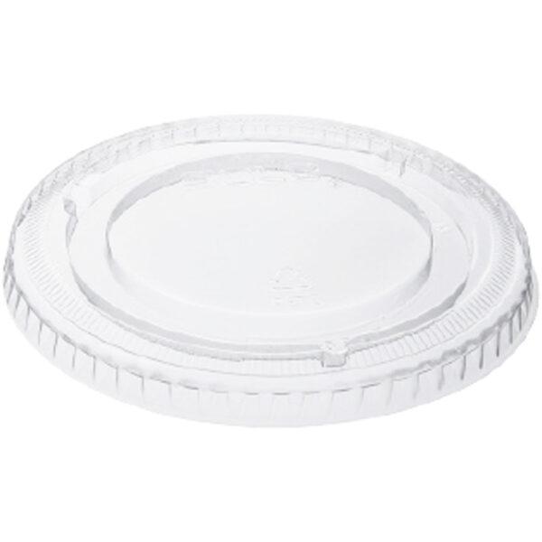 Couvercle pour Coupe Dessert RPET Transparent Ø 9.2cm