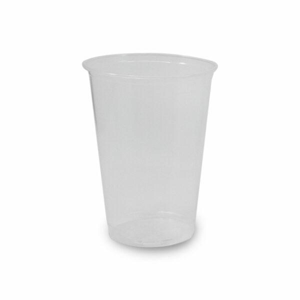 Gobelet PLA Transparent Ø 7.08cm h.9.67cm
