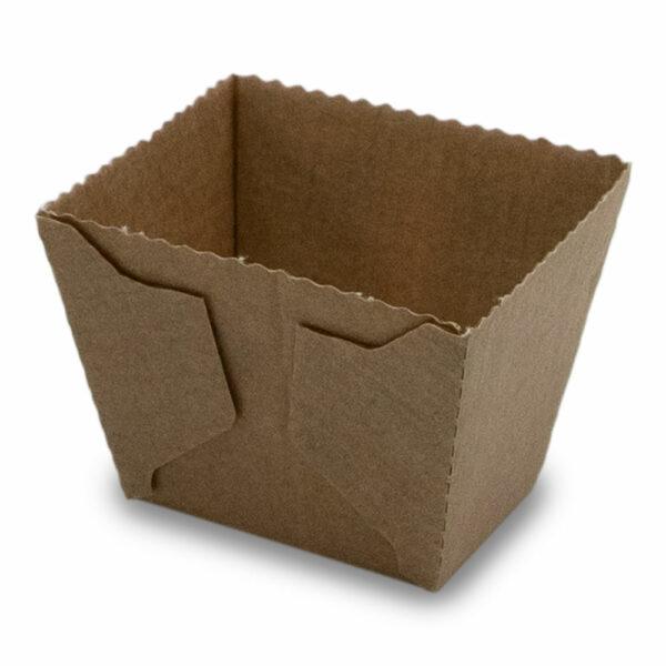 Moule de Cuisson Carton 4x2.7cm h.4cm