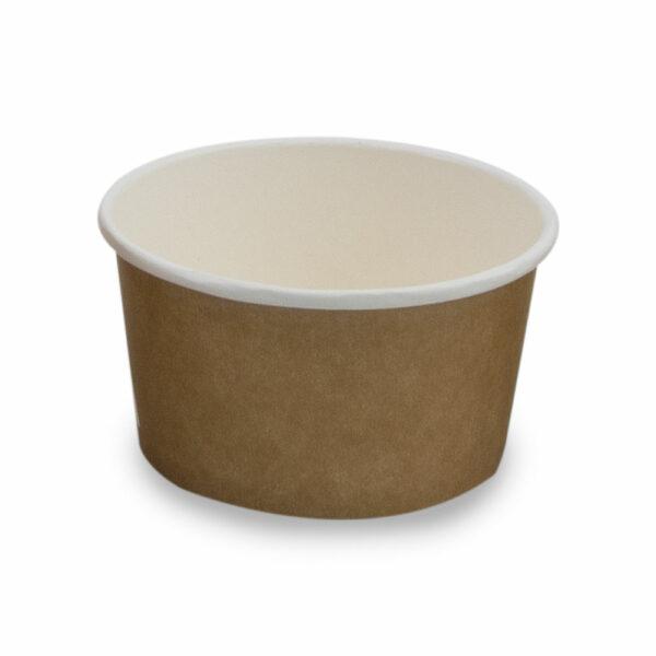 Pot à Soupe Carton PLA ø 11.5cm - h 6.3cm