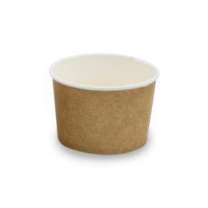 Pot à soupe Carton PLA Ø 9cm h.6.2cm