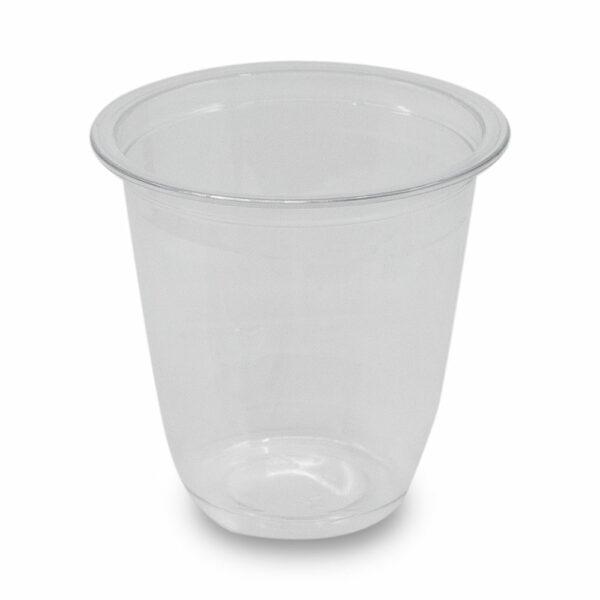 Pot à Salade Organic Cristal rPET Ø 9.9cm h.9.8cm