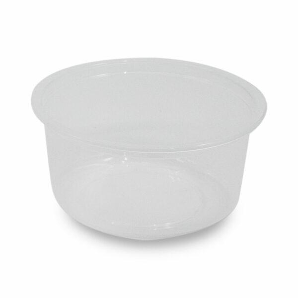 Pot Cristal PP Rond Ø 11.5cm h.5.6cm