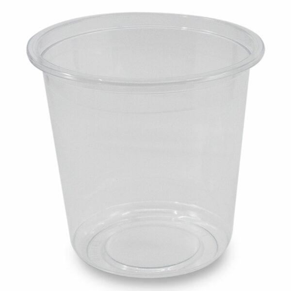 Pot Cristal rPET Rond Ø 11.7cm h.11.6cm