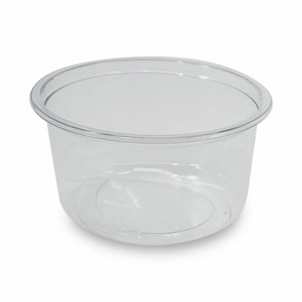 Pot Cristal rPET Rond Ø 11.7cm h.8.1cm