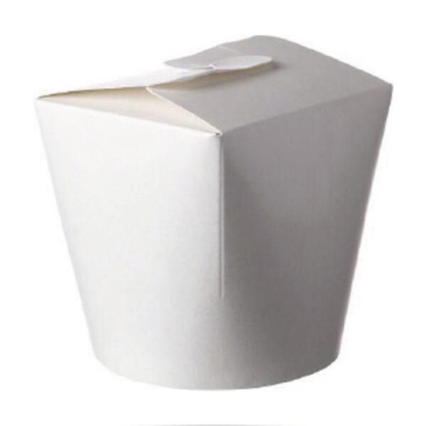 Boite à Pates Carton Biodégradable 960ml Ø 95mm h.115mm