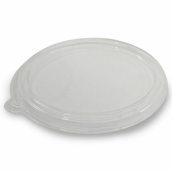 Couvercle Cristal pour Saladier Rond Bagasse Ø 15.9cm