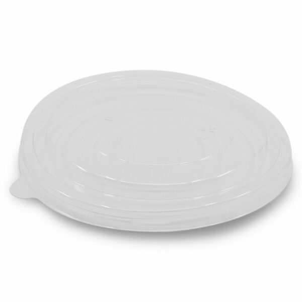 Couvercle PET pour Bol Salade Carton Ø 15,5cm