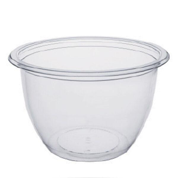 Pot à Salade Deligreen Cristal RPET 750ml 12.9cm - h 10.9cm
