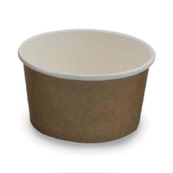 Pot à Soupe Carton/PLA ø 11.5cm - h 7.7cm